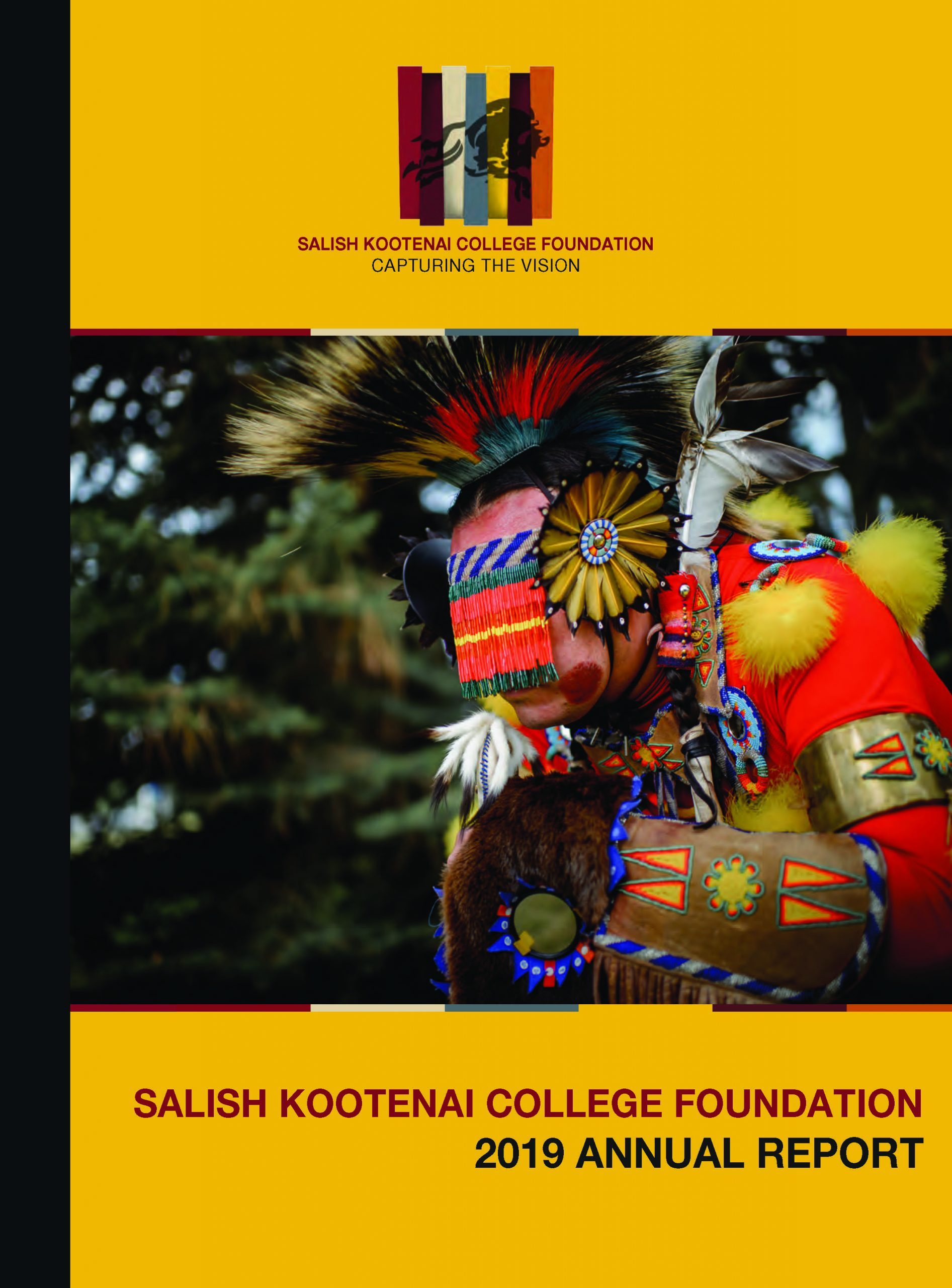 2019 SKCF Annual Report Cover - small